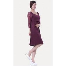Платье для кормящих мам 3005